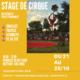 stage toussaint 2019