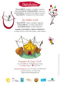 Le Cabaret du Cirque Ovale